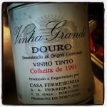 Vinho Colheita - Douro - Portugal