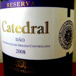 Vinho Catedral - Reserva - Portugal