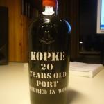 Kopke - Tawny envelhecido durante 20 anos