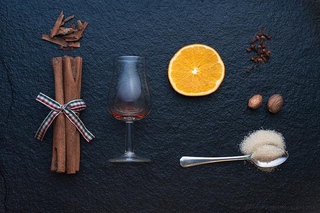 Receitas de vinho quente (quentão)